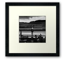 Gormley Series - 6 x 6 Framed Print