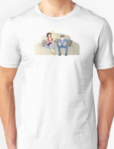 Swan-Mills family time T-Shirt