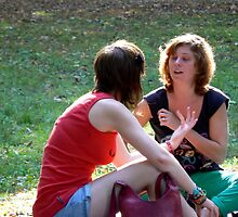 chatting- thoroughly released by LisaBeth