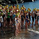 Kingscliff Triathlon 2011 Swim leg C252 by Gavin Lardner