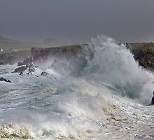 Storm Lord Series 5 Dingle Peninsula Ireland by Chris May