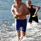 Kingscliff Triathlon 2011 Swim leg C269 by Gavin Lardner