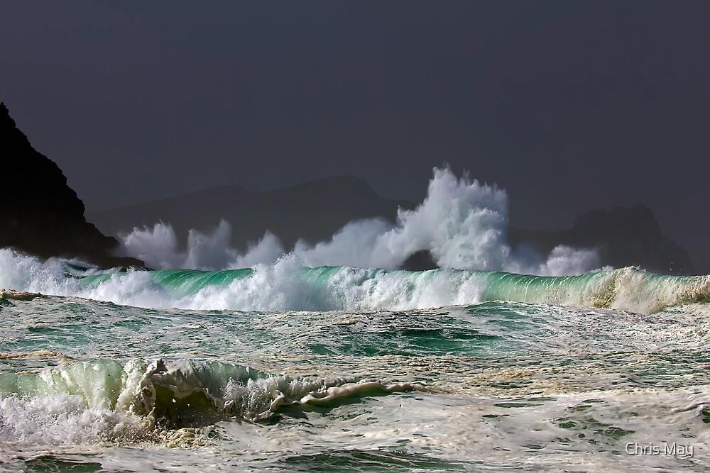 Storm Lord Series 6 Dingle Peninsula Ireland by Chris May