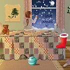 I Love Xmas by Ann Nightingale