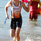 Kingscliff Triathlon 2011 Swim leg C289 by Gavin Lardner