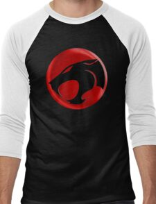 AVAILABLE SIZES S TO XXL, THUNDERCATS (BLACK)! Mens funny t-shirt Men's Baseball ¾ T-Shirt