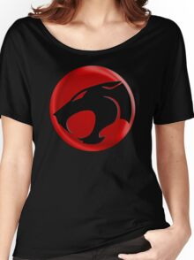 AVAILABLE SIZES S TO XXL, THUNDERCATS (BLACK)! Mens funny t-shirt Women's Relaxed Fit T-Shirt