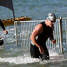 Kingscliff Triathlon 2011 Swim leg C361 by Gavin Lardner