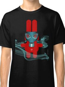 RABBIT 7 (TOXIC TIME) Classic T-Shirt