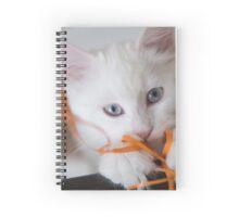 Odette Celebrating Spiral Notebook