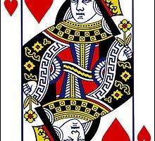Queen Of Heart  by Shabiya
