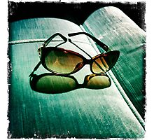Cool Shades Photographic Print