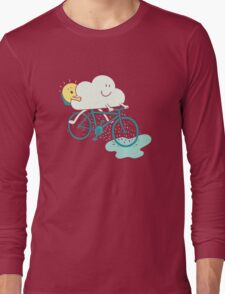 Weather Cycles Long Sleeve T-Shirt