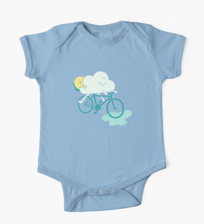 Weather Cycles One Piece - Short Sleeve
