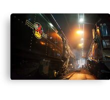 Steam Giants Refreshed Canvas Print