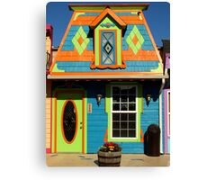 Aquarium Village ~ Part One Canvas Print