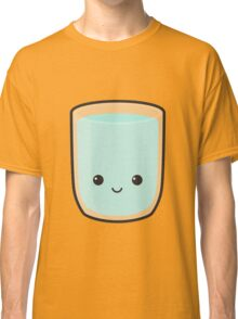 Cute Glass Of Water Classic T-Shirt