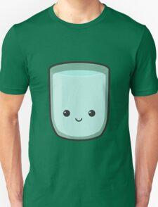 Cute Glass Of Water Unisex T-Shirt