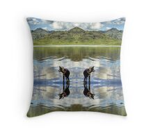 Any Which Way You Look.... Throw Pillow