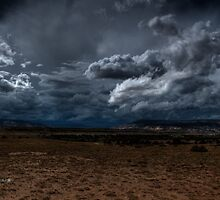 The approach of a Storm by DHParsons