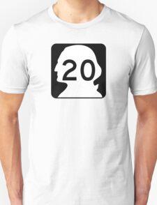 State Route 20, Washington T-Shirt