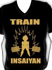 Train Insaiyan 11  T-Shirt