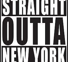 Straight Outta New York by straightoutta
