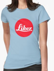 leica liker Womens Fitted T-Shirt
