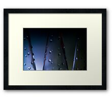 Ode to glass (6) Framed Print