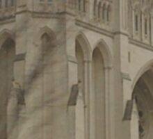 Larravide Cathedral 2 Sticker