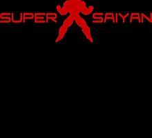 Super Saiyan  by Shabiya