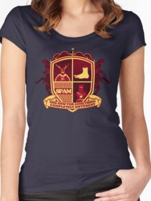 Monty Python Crest Women's Fitted Scoop T-Shirt