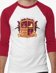 Monty Python Crest Men's Baseball ¾ T-Shirt