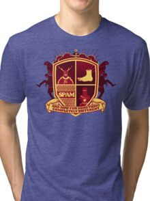 Monty Python Crest Tri-blend T-Shirt