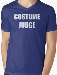 Costume Judge Funny Mens T SHIRT Halloween Costume Party Drinking Humor Tee T-Shirt