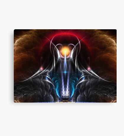 Realms Of Imagination Canvas Print