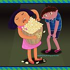 popcorn by madhuspace