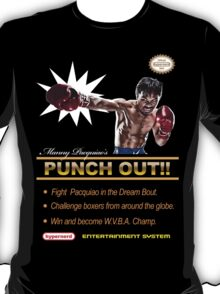 MP's Punch Out! T-Shirt