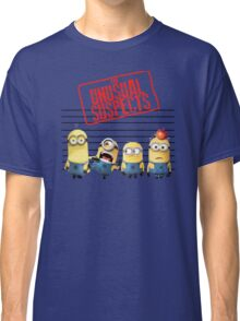 The Banana Funny Unusual Suspects Classic T-Shirt