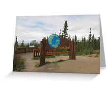 Arctic Circle Greeting Card