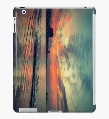 In Between Night and Day iPad Case/Skin