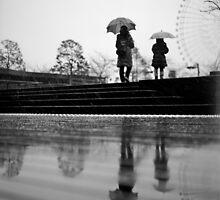 frozen raindrops by ontoshiki