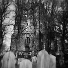 Ormskirk Parish Church Graveyard by Liam Liberty