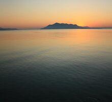 Morning Fishing by vickykaragkouni