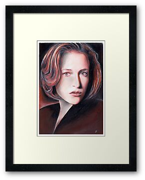 Dana Scully by jankolas