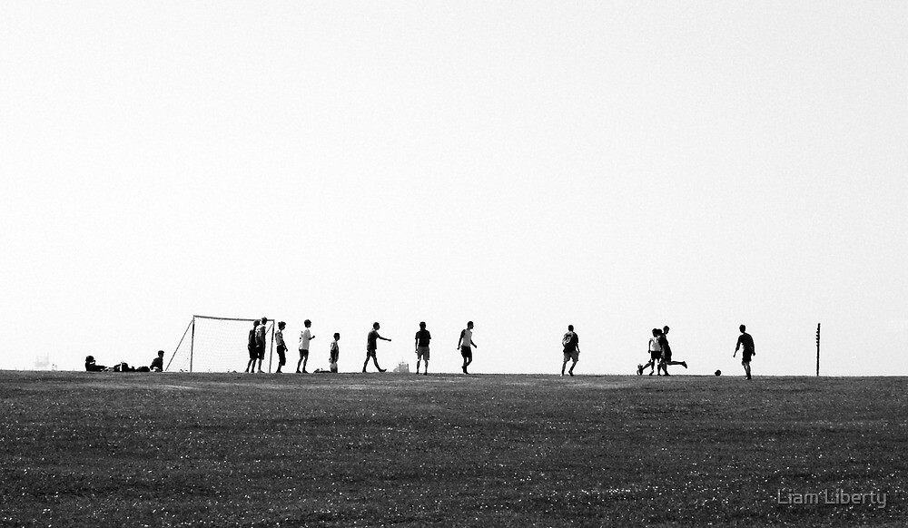Grassroots Football by Liam Liberty