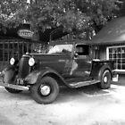 1935 Dodge Classic by Glenn McCarthy