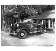 1935 Dodge Classic Poster