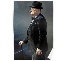 'Churchill' Poster