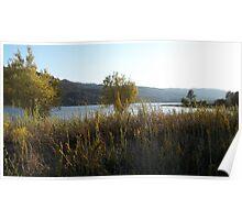 Simply Quiet - Lake Hemet Poster